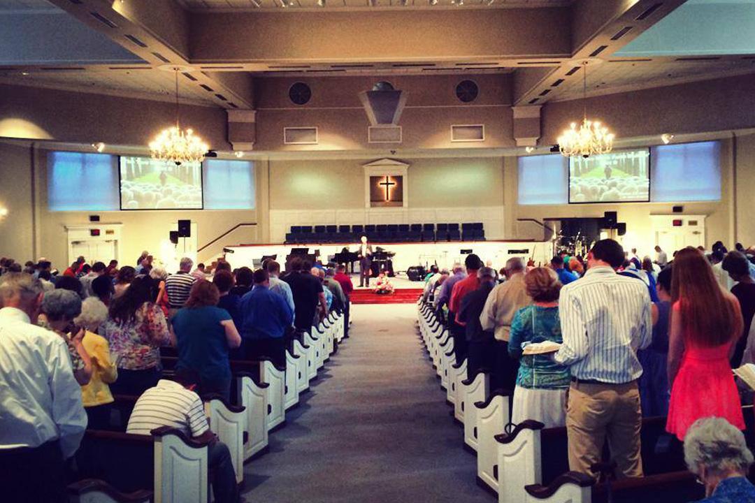 First Baptist Centerville